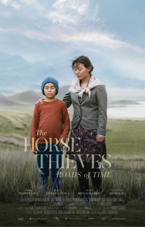 The Horse Thieves. Roads of Time (2020) Poster