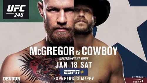 UFC 246: McGregor vs Cowboy (2020)