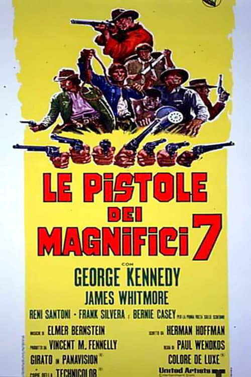 Le pistole dei magnifici sette (1969)