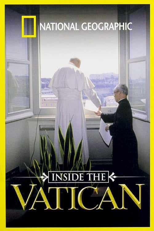 Assistir Filme National Geographic: Inside the Vatican Com Legendas