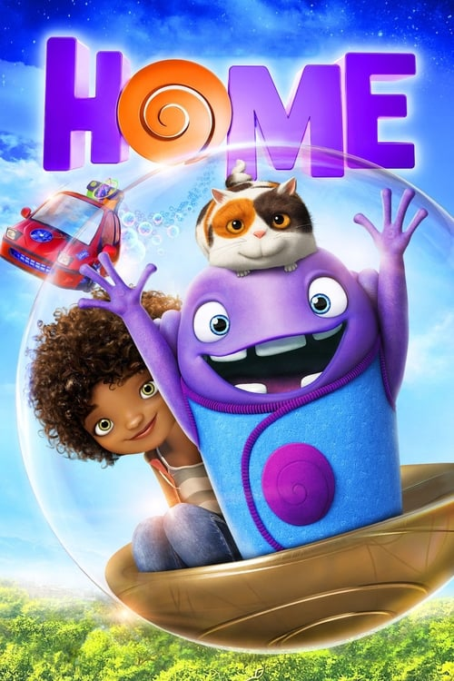The poster of Home