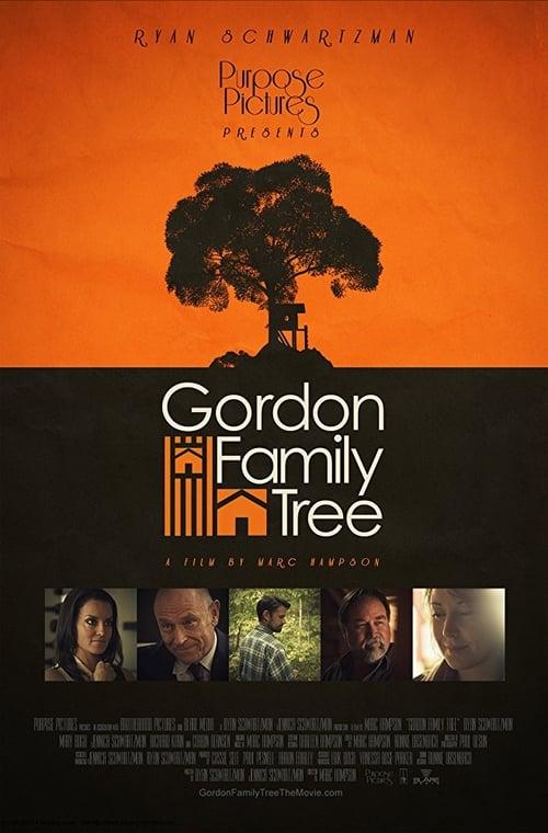 Gordon Family Tree (2013)