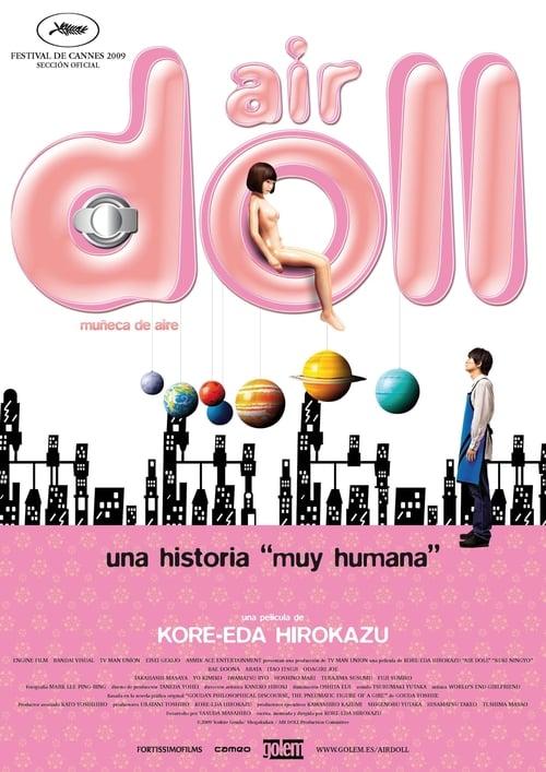 Ver Air Doll (Muñeca de aire) Gratis