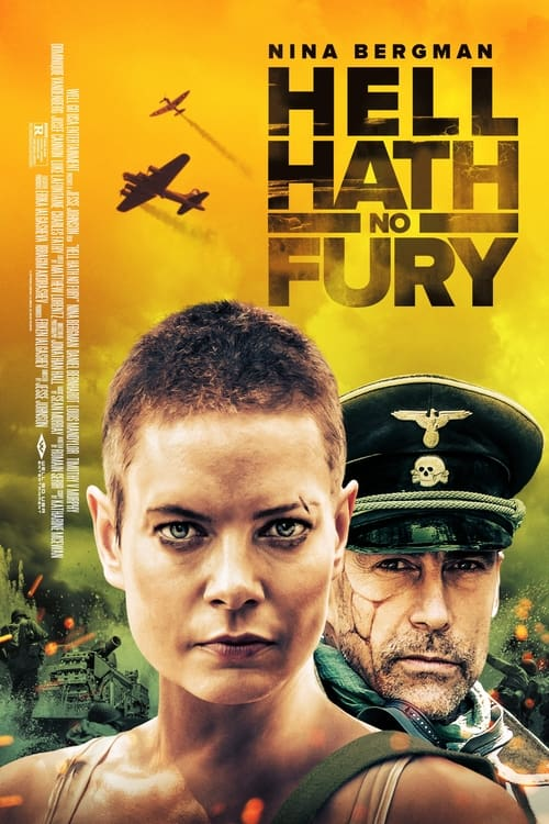 Hell Hath No Fury (2021) Poster