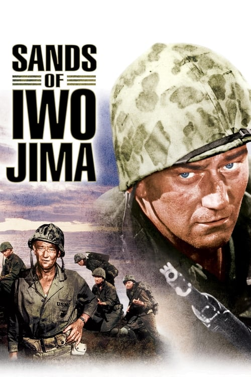 Watch Sands of Iwo Jima (1949) Movie Free Online
