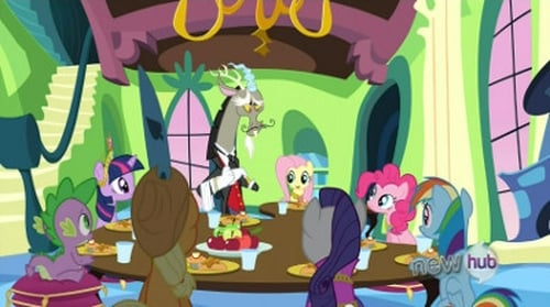 My Little Pony: Friendship Is Magic: Season 3 – Episod Keep Calm and Flutter On