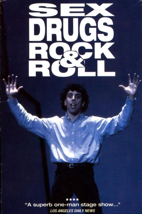 Sex, Drugs, Rock & Roll poster