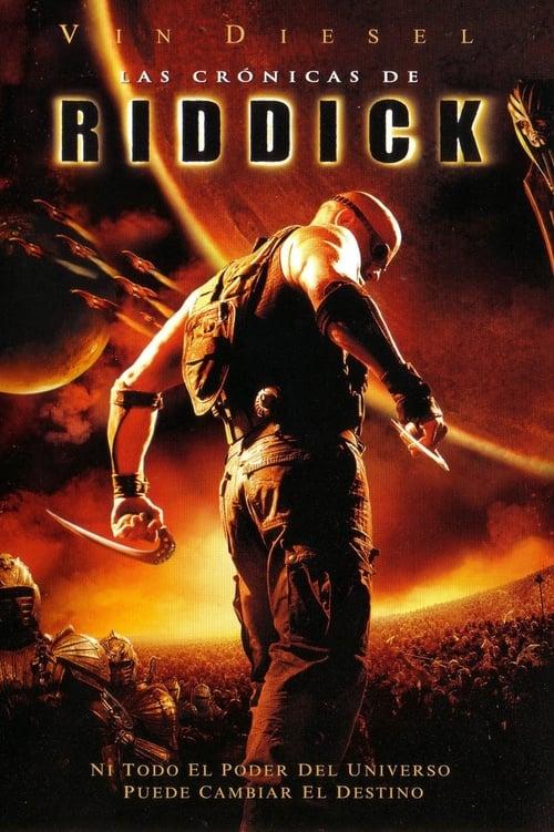 The Chronicles of Riddick Peliculas gratis