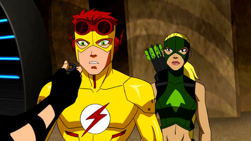 Young Justice: Season 1 – Episode Insecurity