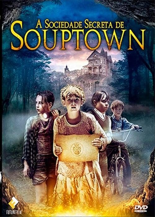 Assistir A Sociedade Secreta de Souptown