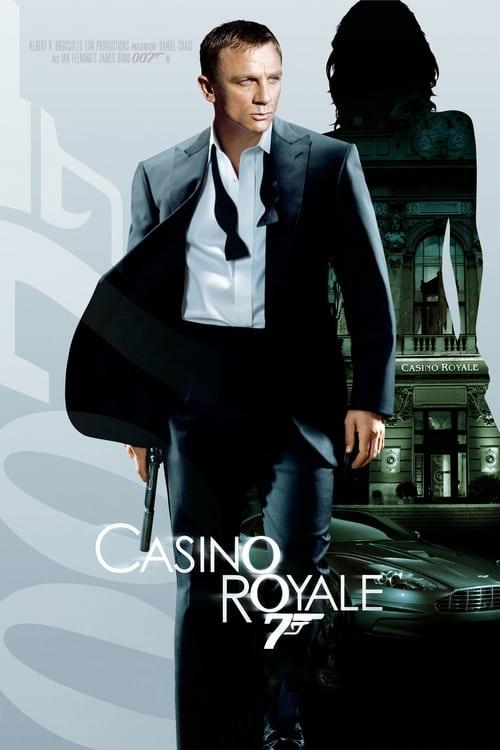 James Bond 007 - Casino Royale - Abenteuer / 2006 / ab 12 Jahre