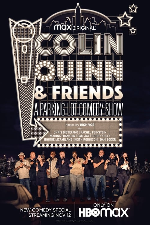 The link Colin Quinn & Friends: A Parking Lot Comedy Show