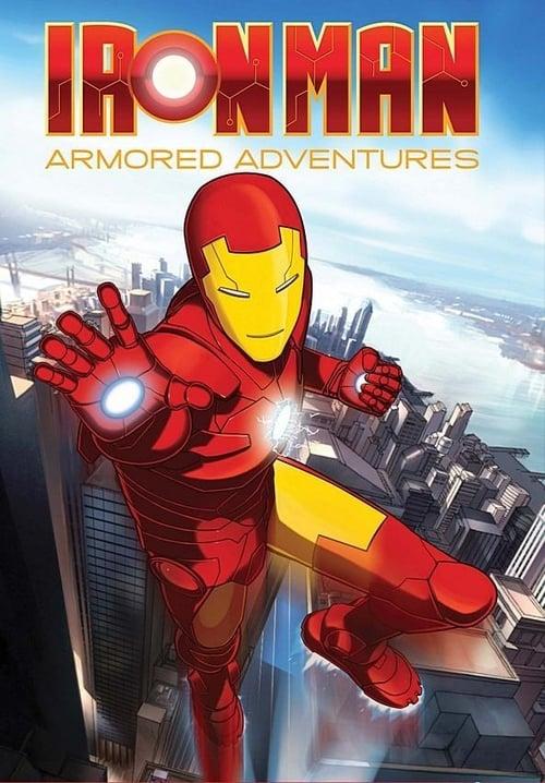 Subtitles Iron Man: Armored Adventures (2009) in English Free Download | 720p BrRip x264