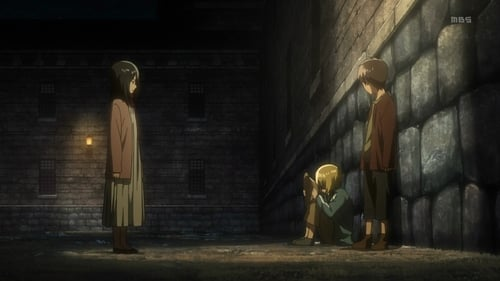 Attack on Titan: Staffel 1 – Episod An jenem Tag - Der Fall von Shiganshina, Teil 2