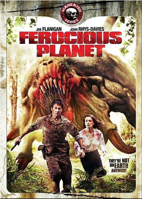 Ferocious Planet (2011) Poster