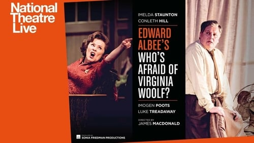 Watch- National Theatre Live: Who's Afraid of Virginia Woolf? Online Free