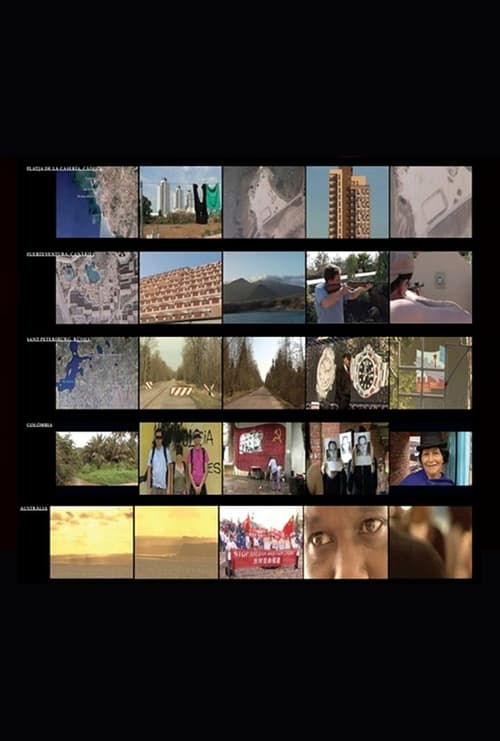 Lugares que no existen (Goggle Earth 1.0) poster