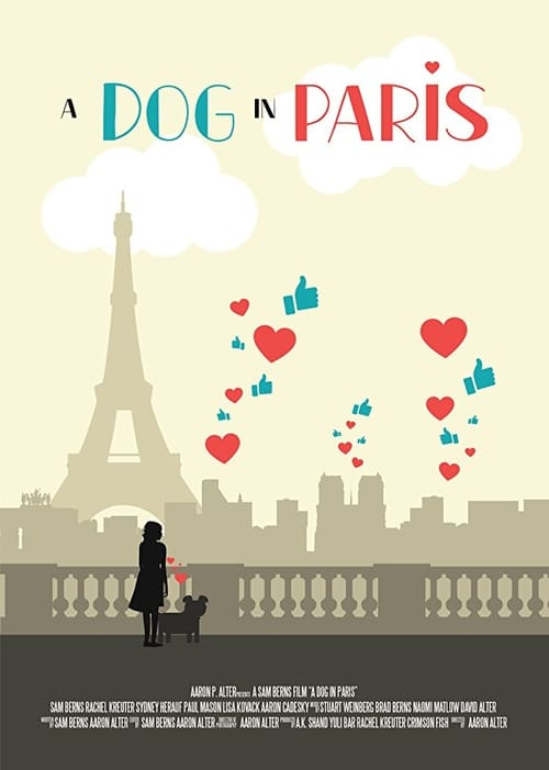 A Dog in Paris