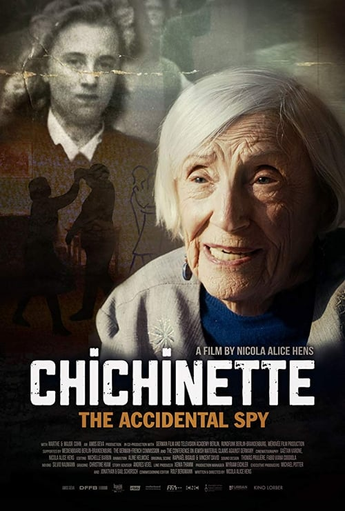 Whatever Chichinette - The Accidental Spy