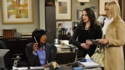 2 Broke Girls: Season 2 – Episod And the Temporary Distraction