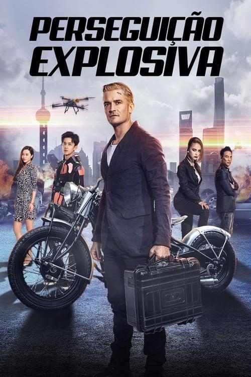 Assistir Perseguição Explosiva - HD 720p Dublado Online Grátis HD