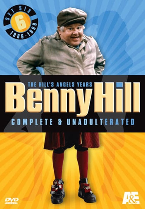 Benny Hill Fred Scuttle NEW Poster B//W