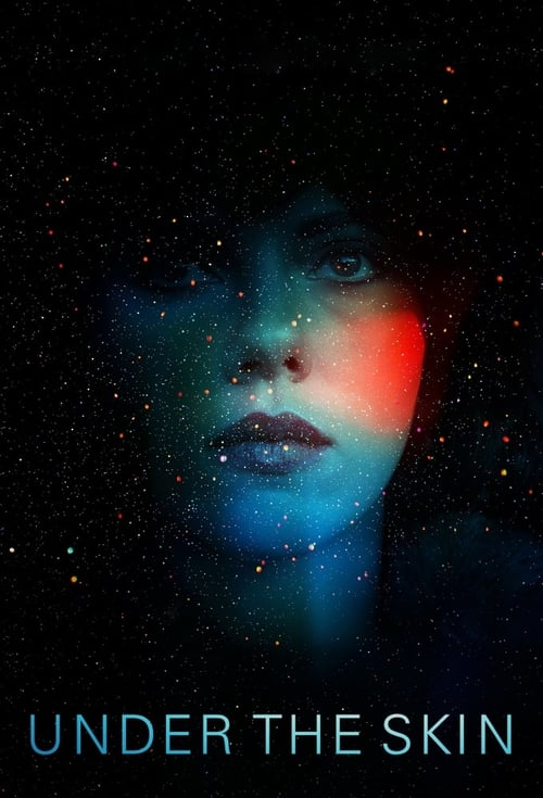 The poster of Under the Skin