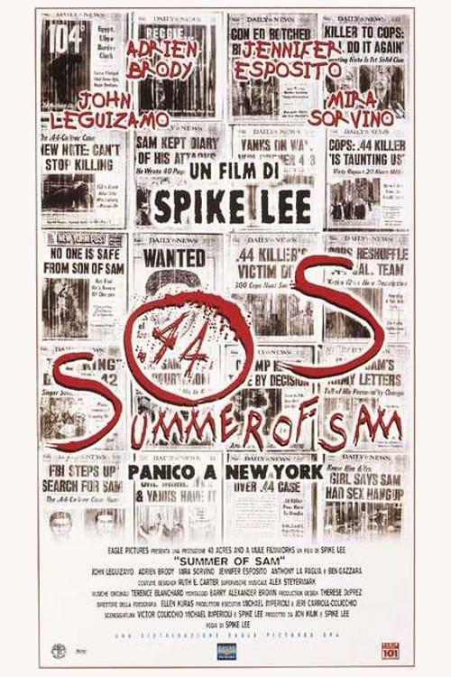 S.O.S. Summer of Sam - Panico a New York (1999)