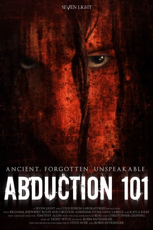 Abduction 101 Poster