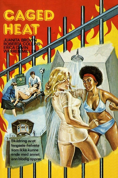 Streaming Caged Heat (1974) Movie Free Online