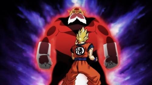 Nunca o Perdoarei, Son Goku! A Intervenção de Toppo, o Guerreiro da Justiça!!