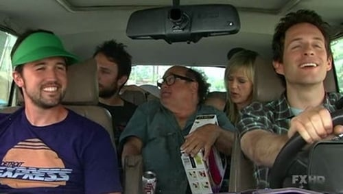 It's Always Sunny in Philadelphia - Season 5 - Episode 4: The Gang Gives Frank an Intervention
