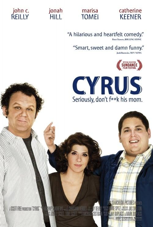 Cyrus - Poster
