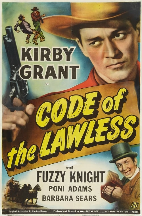 Code of the Lawless (1945)