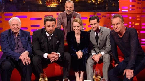 The Graham Norton Show: Season 20 – Episode Ben Affleck, Sir David Attenborough, Matt Smith, Claire Foy, Sting