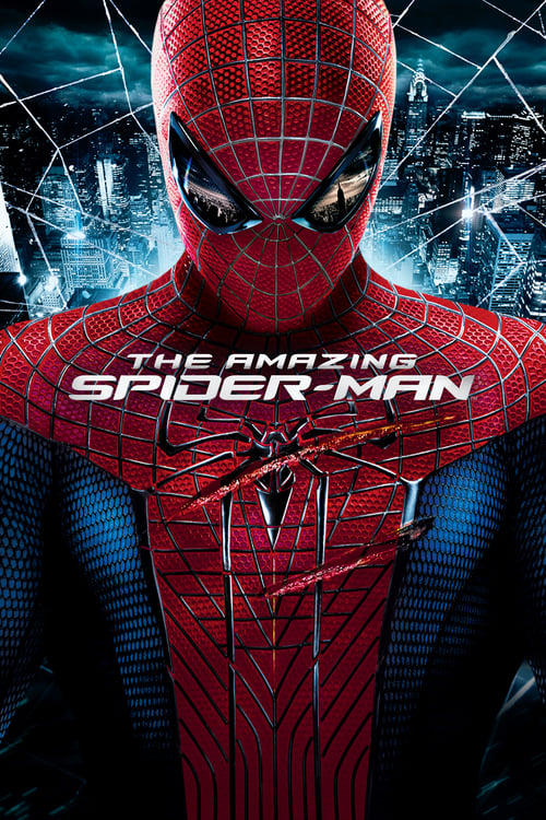 Largescale poster for The Amazing Spider-Man