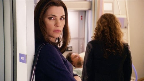 The Good Wife - Season 1 - Episode 21: unplugged