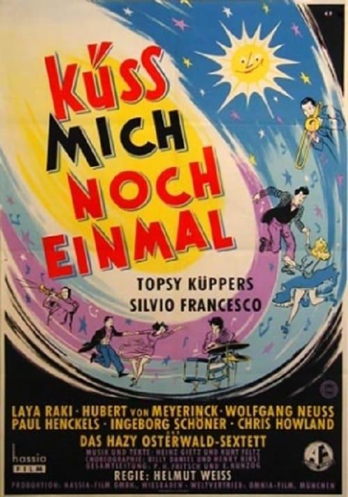 Film Küß mich noch einmal! Auf Deutsch