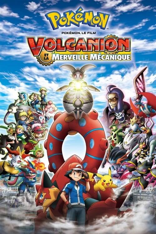 [VF] Pokémon, le film : Volcanion et la merveille mécanique (2016) streaming openload