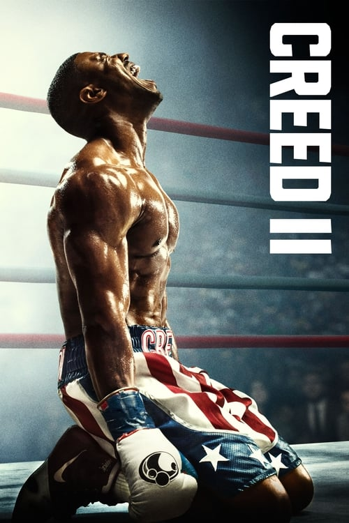 Largescale poster for Creed II