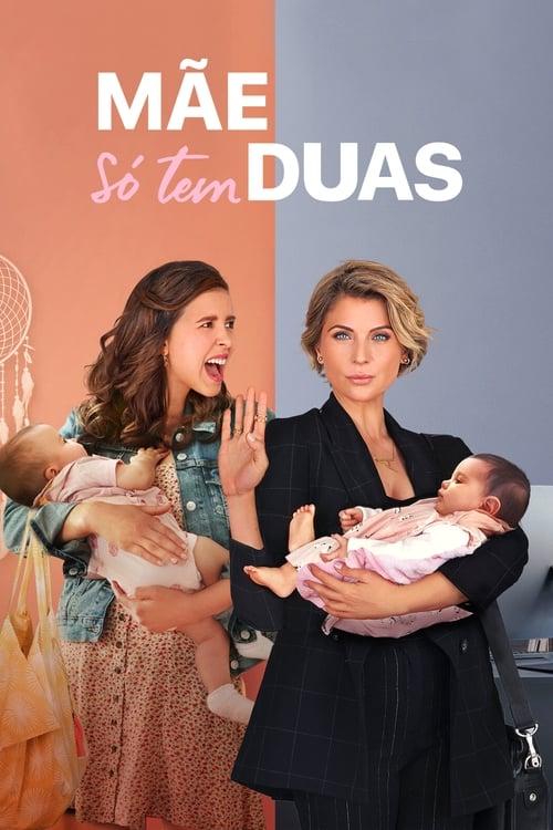 Mãe Só Tem Duas 1ª Temporada Completa 2021 - Dual Áudio 5.1 / Dublado WEB-DL 720p e 1080p