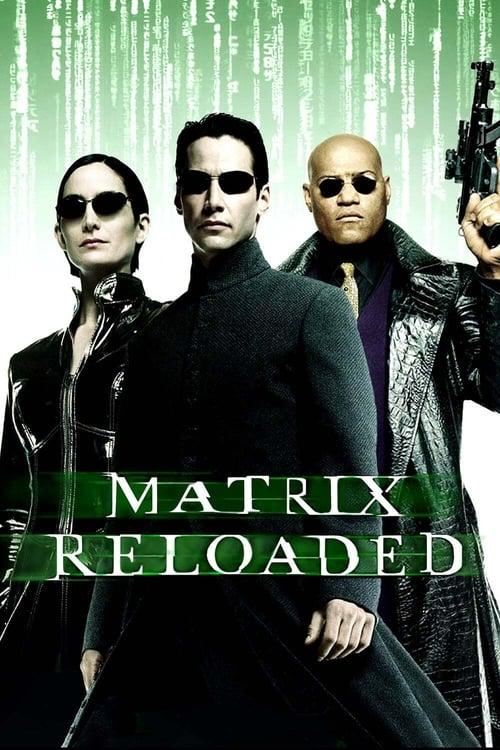 The Matrix Reloaded pelicula completa