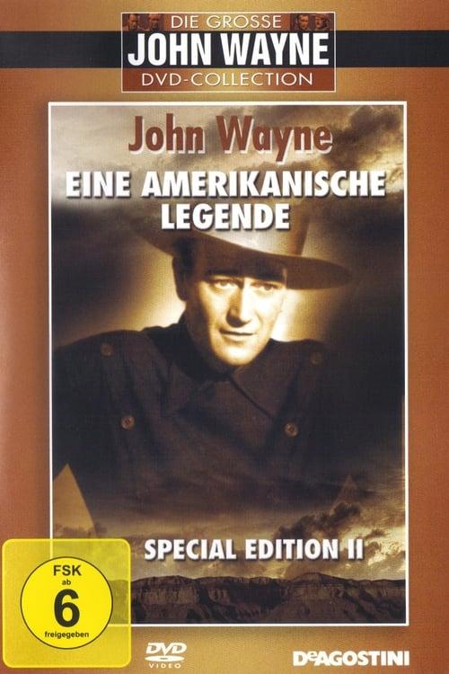 John Wayne - Eine amerikanische Legende poster