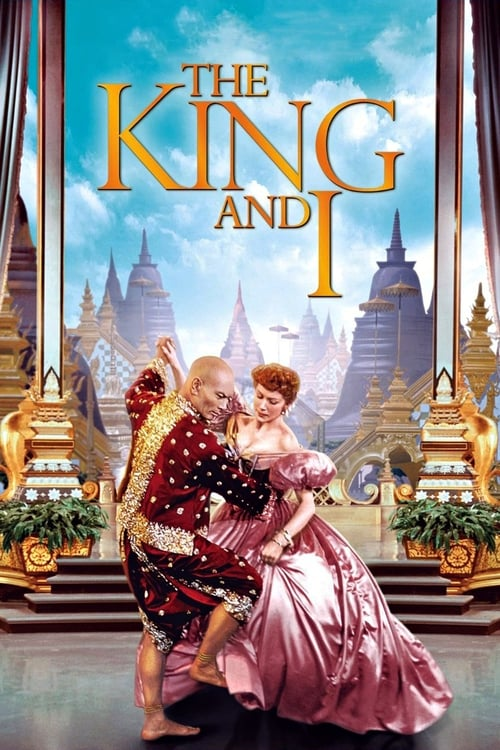 Download The King and I (1956) Movie Free Online