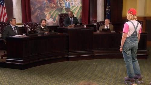 Parks and Recreation - Season 6 - Episode 6: filibuster