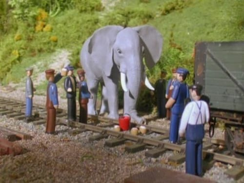Thomas & Friends: Season 4 – Épisode Henry & The Elephant