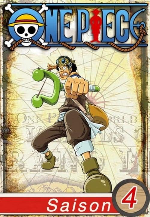 One Piece: Saison 4