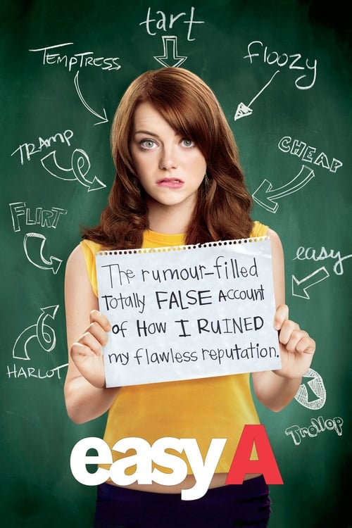 Easy A - Poster
