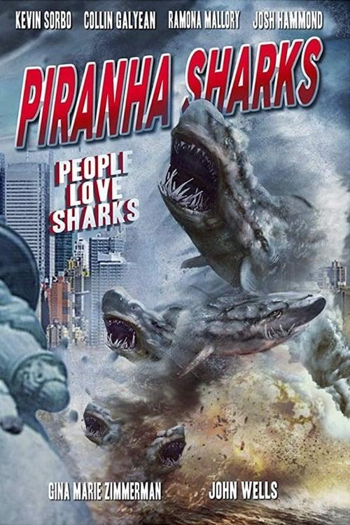Assistir Filme Tubarão-Piranha Com Legendas Em Português