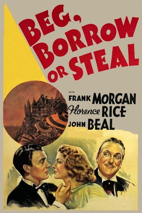 شاهد الفيلم Beg, Borrow or Steal باللغة العربية